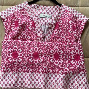 Vineyard Vines Pink Shift style dress